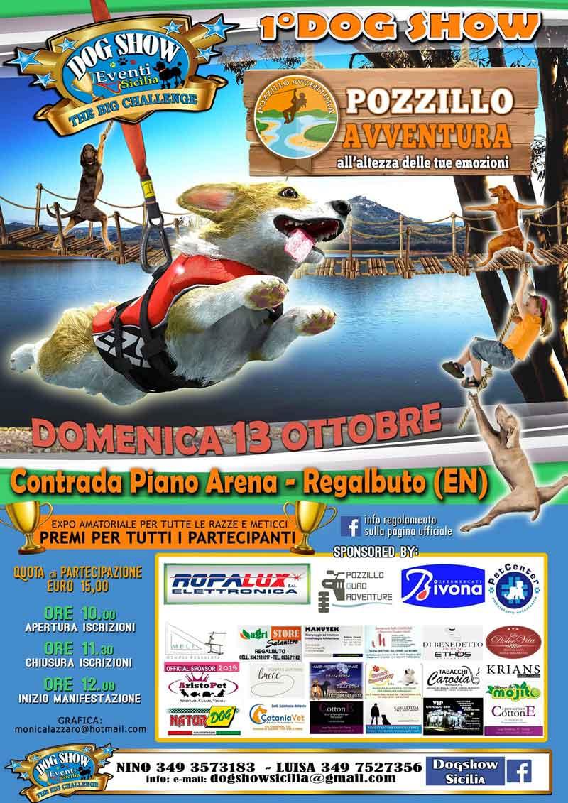Dog Show Lago Pozzillo