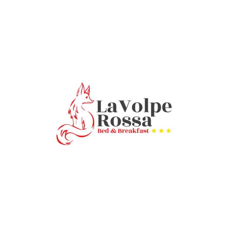 Logo La Volpe Rossa