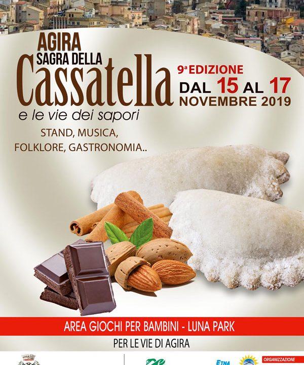 Sagra della Cassatella di Agira 2019