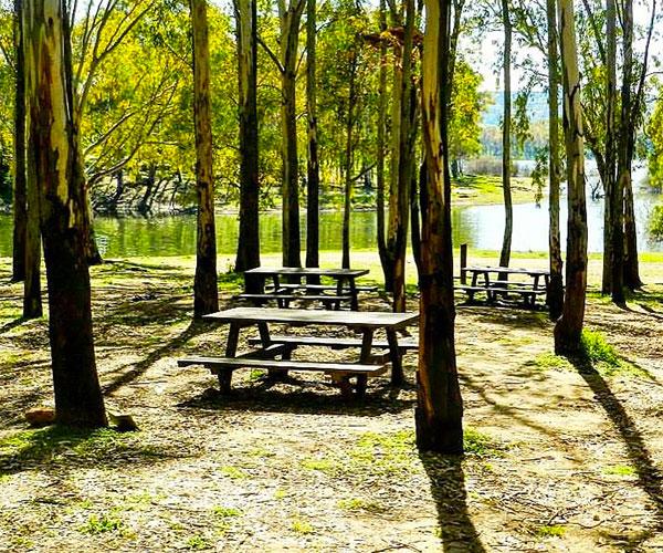 Area Attrezzata al Lago Pozzillo